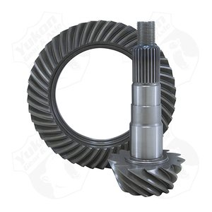 High performance Yukon Ring & Pinion replacement gear set for Dana 30 Short Pinion in a 4.11 ratio