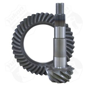 High performance Yukon Ring & Pinion gear set for Model 35 in a 3.07 ratio