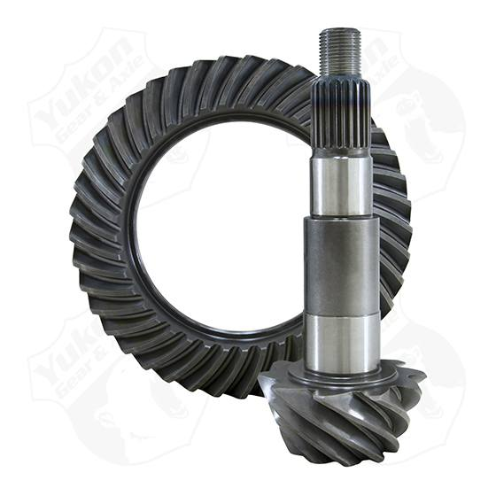 Yukon High Performance Rear Ring & Pinion Gear Set for D44 Jeep JK in a 3.73 ratio